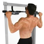 P90X Chin-Up Bar vs Iron Gym Workout Bar Extreme