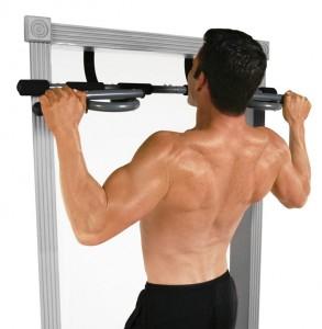 P90x chin up bar vs iron gym workout bar extreme