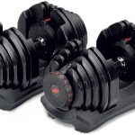 Bowflex 552 vs 1090 Adjustable Dumbbells