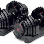 Bowflex 552 vs 1090 Adjustable Dumbbells