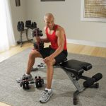 Best Adjustable Dumbbells for P90X: Bowflex vs PowerBlock